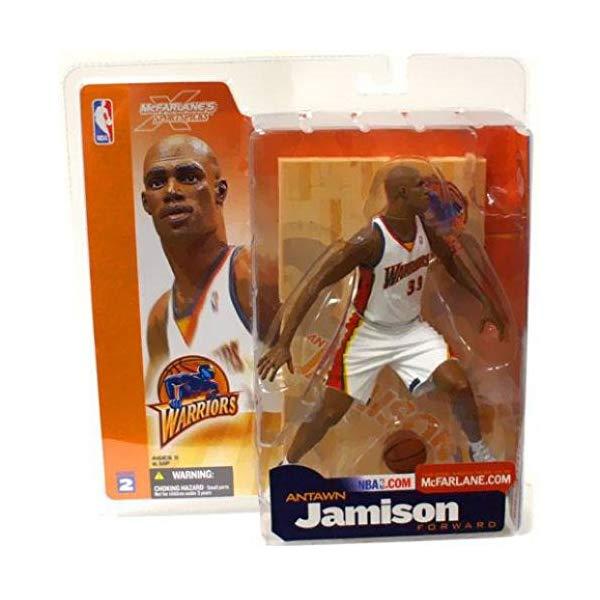 マクファーレン トイズ NBA バスケットボール アクション フィギュア ダイキャスト McFarlane Sportspicks: NBA Series 2 Antawn Jamison Action Figure