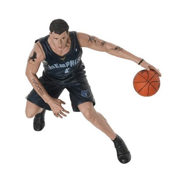 マクファーレン トイズ NBA バスケットボール アクション フィギュア ダイキャスト McFarlane Toys NBA Sports Picks Series 7 Action Figure Jason Williams (Memphis Grizzlies) Blue Jersey
