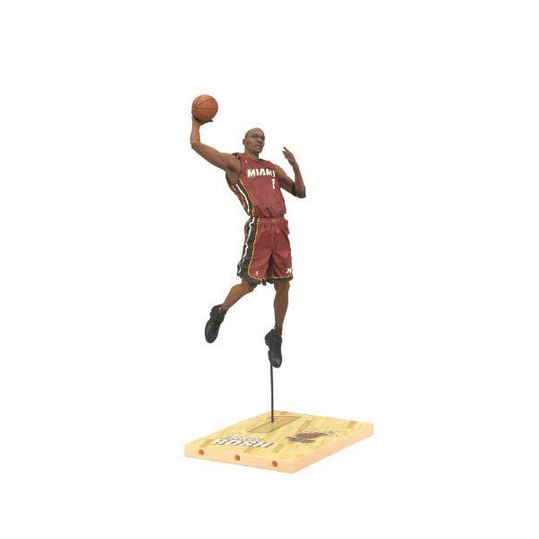 マクファーレン トイズ NBA バスケットボール アクション フィギュア ダイキャスト McFarlane Toys NBA Series 19 Chris Bosh Action Figure