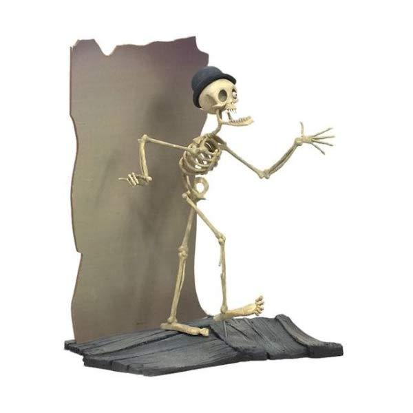 """マクファーレン トイズ ティム・バートンのコープスブライド アクション フィギュア McFarlane Toys 6"""" Corpse Bride Series 2 Assortment - Skelton Band Leader"""
