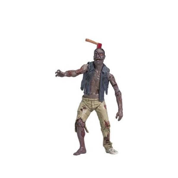 マクファーレン トイズ ウォーキングデッド アクションフィギュア ダイキャスト McFarlane Toys The Walking Dead Comic Series 1 - Zombie Roamer