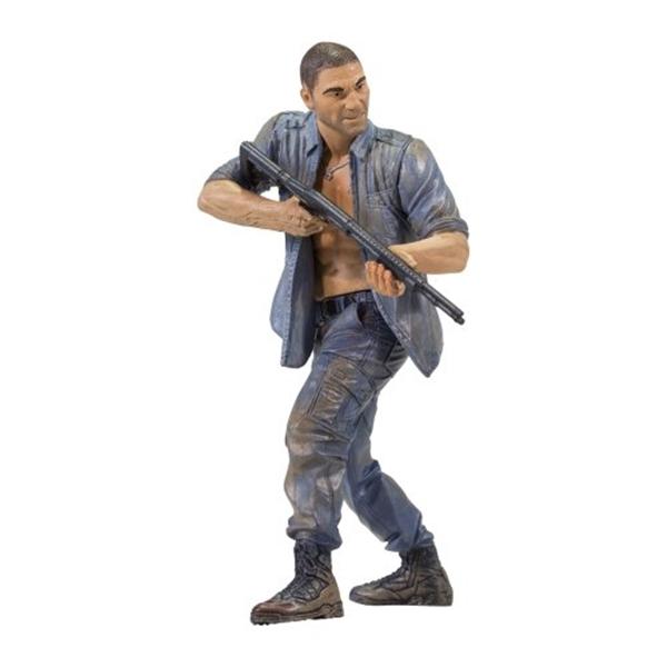 マクファーレン トイズ ウォーキングデッド アクションフィギュア ダイキャスト McFarlane Toys The Walking Dead TV Series 2- Shane Walsh Action Figure