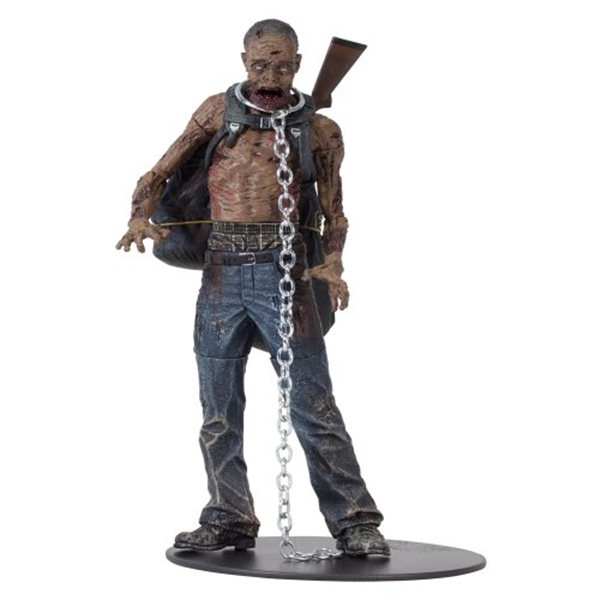 マクファーレン トイズ ウォーキングデッド アクションフィギュア ダイキャスト McFarlane Toys The Walking Dead TV Series 3 Michonne's Pet Zombie 2 Action Figure