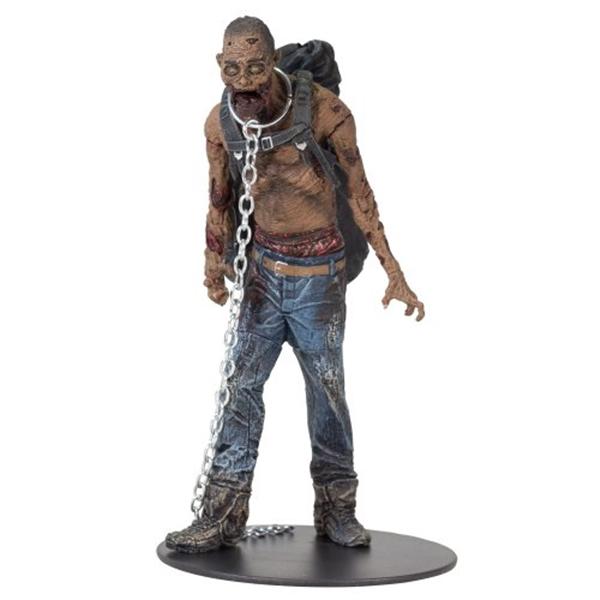 マクファーレン トイズ ウォーキングデッド アクションフィギュア ダイキャスト McFarlane Toys The Walking Dead TV Series 3 Michonne's Pet Zombie 1 Action Figure