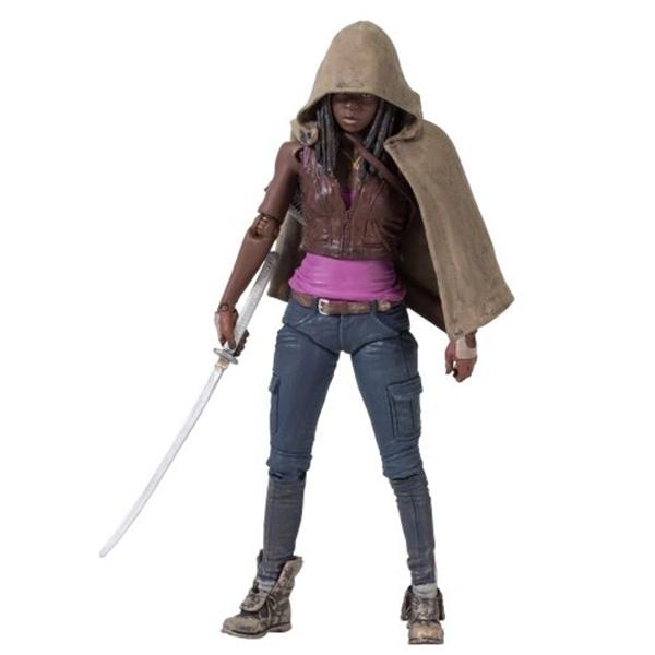 マクファーレン トイズ ウォーキングデッド アクションフィギュア ダイキャスト McFarlane Toys The Walking Dead TV Series 3 Michonne Action Figure
