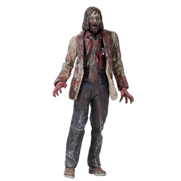 マクファーレン トイズ ウォーキングデッド アクションフィギュア ダイキャスト McFarlane Toys The Walking Dead TV Series 3 Autopsy Zombie Action Figure