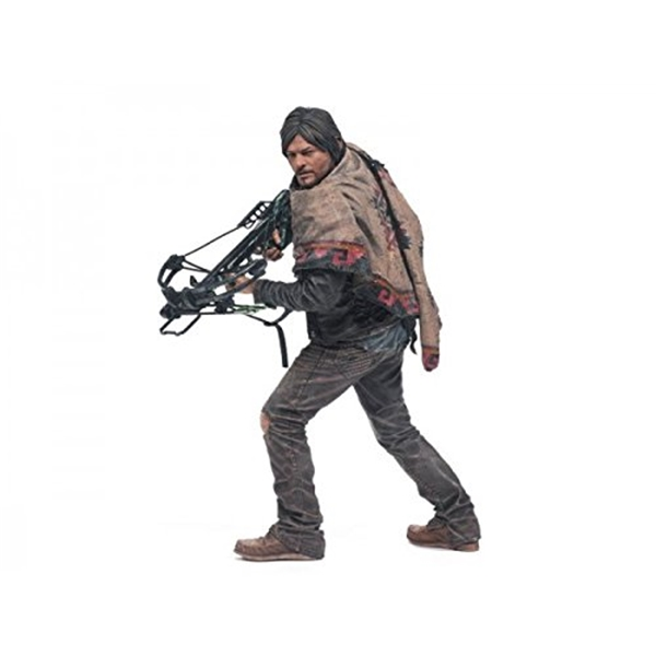 マクファーレン トイズ ウォーキングデッド アクションフィギュア ダイキャスト McFarlane Toys The Walking Dead TV Daryl Dixon 10