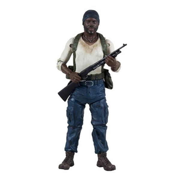 マクファーレン トイズ ウォーキングデッド アクションフィギュア ダイキャスト McFarlane Toys The Walking Dead TV Series 5 Tyreese Action Figure