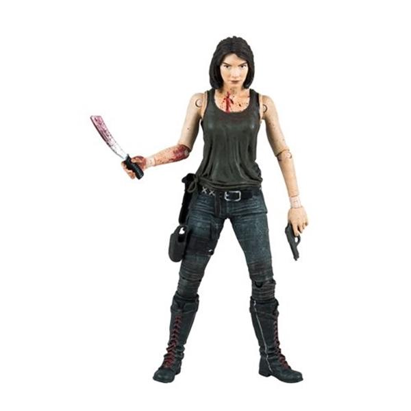 マクファーレン トイズ ウォーキングデッド アクションフィギュア ダイキャスト McFarlane Toys The Walking Dead TV Series 5 Maggie Action Figure