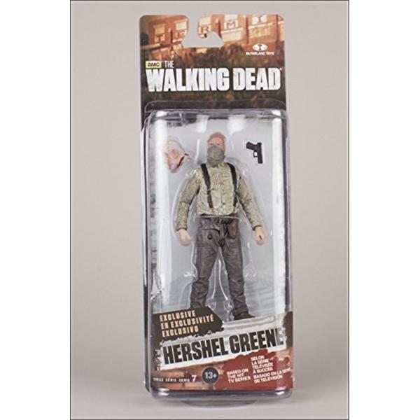 マクファーレン トイズ ウォーキングデッド アクションフィギュア ダイキャスト The Walking Dead - Series 7 Hershel Greene Exclusive