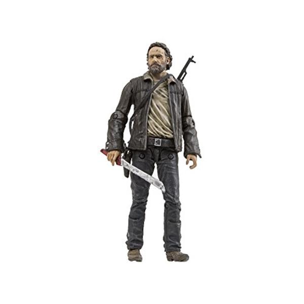 マクファーレン トイズ ウォーキングデッド アクションフィギュア ダイキャスト McFarlane Toys The Walking Dead TV Series 8 Rick Grimes Action Figure