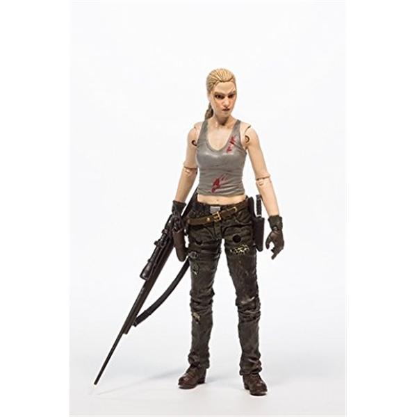 マクファーレン トイズ ウォーキングデッド アクションフィギュア ダイキャスト Andrea the Walking Dead (Comic Version) Series 3 McFarlane