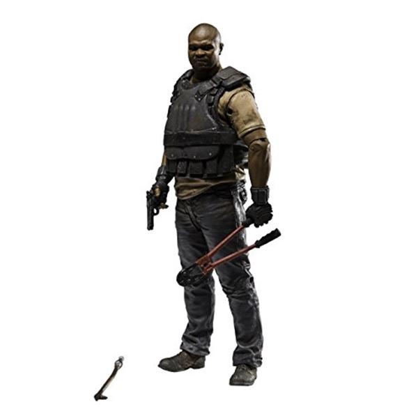 マクファーレン トイズ ウォーキングデッド アクションフィギュア ダイキャスト McFarlane Toys The Walking Dead TV Series 9 T-Dog Action Figure
