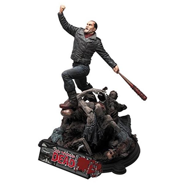 マクファーレン トイズ ウォーキングデッド アクションフィギュア ダイキャスト McFarlane Toys The Walking Dead Negan Limited Edition Resin Statue