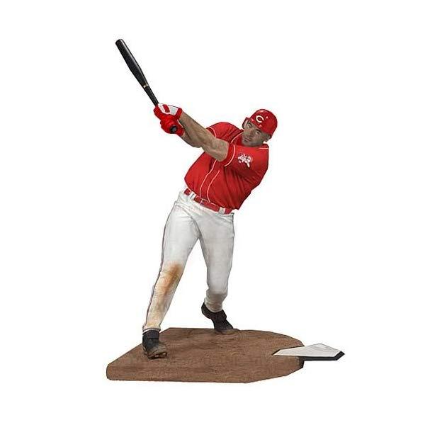 マクファーレン トイズ MLB メジャーリーグ ベースボール 大リーグ アクション フィギュア ダイキャスト McFarlane Toys MLB Sports Picks 2011 Elite Series Action Figure Joey Votto (Cincinnatti Reds)