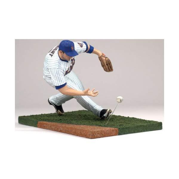 マクファーレン トイズ MLB メジャーリーグ ベースボール 大リーグ アクション フィギュア ダイキャスト McFarlane Toys MLB Sports Picks Series 18 Action Figure David Wright (New York Mets)