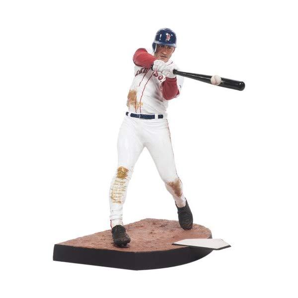 マクファーレン トイズ MLB メジャーリーグ ベースボール 大リーグ アクション フィギュア ダイキャスト MLB Boston Red Sox McFarlane 2012 Series 30 Jacoby Ellsbury (2) Action Figure