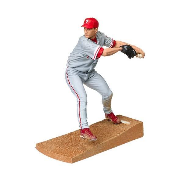 マクファーレン トイズ MLB メジャーリーグ ベースボール 大リーグ アクション フィギュア ダイキャスト McFarlane Toys MLB Sports Picks Series 11 Action Figure Billy Wagner (Philadelphia Phillies) Gray Jersey