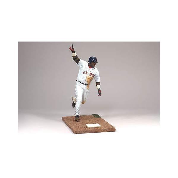 マクファーレン トイズ MLB メジャーリーグ ベースボール 大リーグ アクション フィギュア ダイキャスト MLB Series #18:David Ortiz