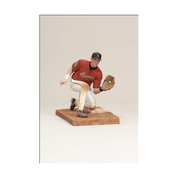 """マクファーレン トイズ MLB メジャーリーグ ベースボール 大リーグ アクション フィギュア ダイキャスト McFarlane Toys 6"""" MLB Series 16 - Craig Biggio"""