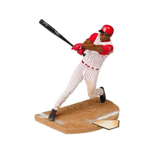 マクファーレン トイズ MLB メジャーリーグ ベースボール 大リーグ アクション フィギュア ダイキャスト McFarlane Toys MLB Sports Picks Series 11 Action Figure Ken Griffey Jr. (Cinc...