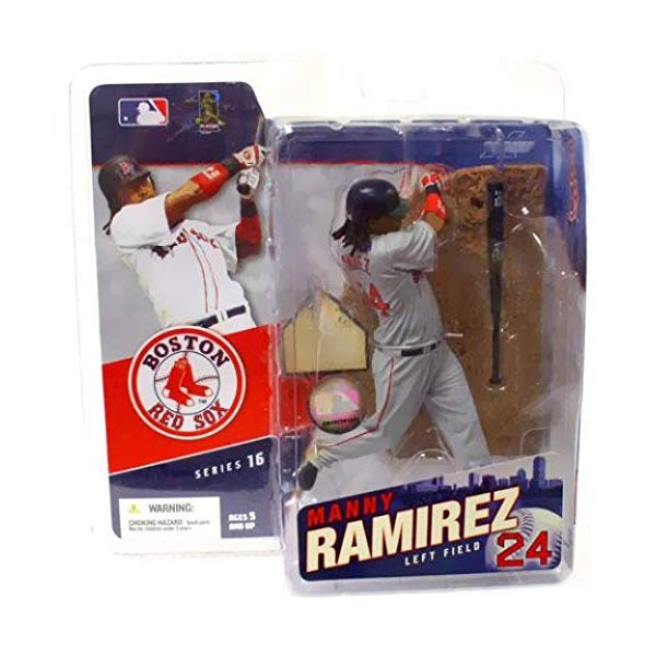 McFarlane Toys MLB Cooperstown série 2 Jim Catfish Hunter Action Figure