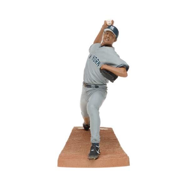 マクファーレン トイズ MLB メジャーリーグ ベースボール 大リーグ アクション フィギュア ダイキャスト Mcfarlane MLB Series 9 Figure: Mariano Rivera with Gray Yankees Jersey