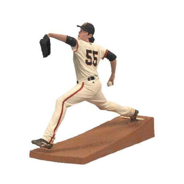 マクファーレン トイズ MLB メジャーリーグ ベースボール 大リーグ アクション フィギュア ダイキャスト San Francisco Giants Mcfarlane 2010 MLB Series 26 Tim Lincecum Figures
