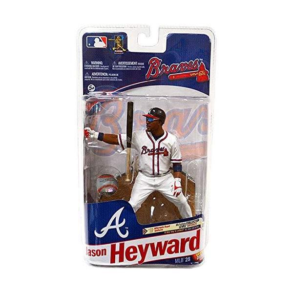 マクファーレン トイズ MLB メジャーリーグ ベースボール 大リーグ アクション フィギュア ダイキャスト MLB Atlanta Braves McFarlane 2011 Series 28 Jason Heyward Action Figure