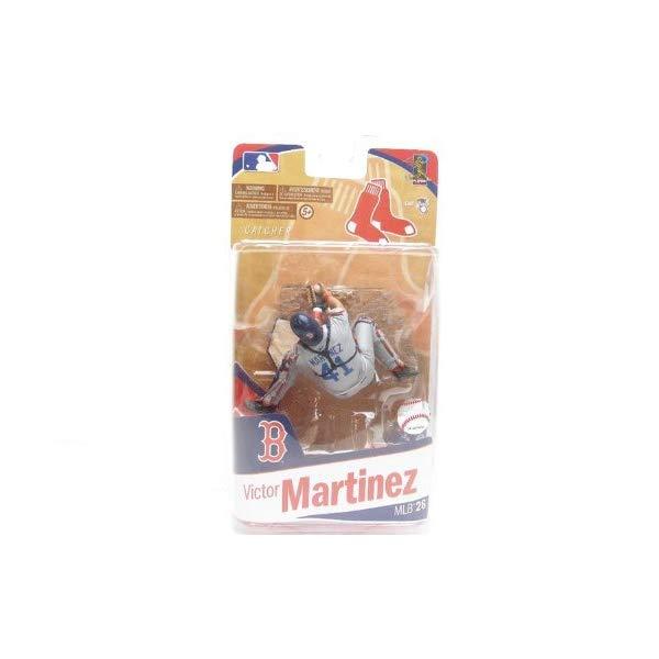 マクファーレン トイズ MLB メジャーリーグ ベースボール 大リーグ アクション フィギュア ダイキャスト McFarlane Sportspicks: MLB Series 26 Victor Martinez (Grey Uniform Variant) Action Figure