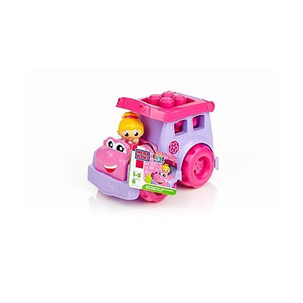 メガブロック ブロック おもちゃ 知育玩具 お誕生日プレゼント Mega Bloks Susie School Bus