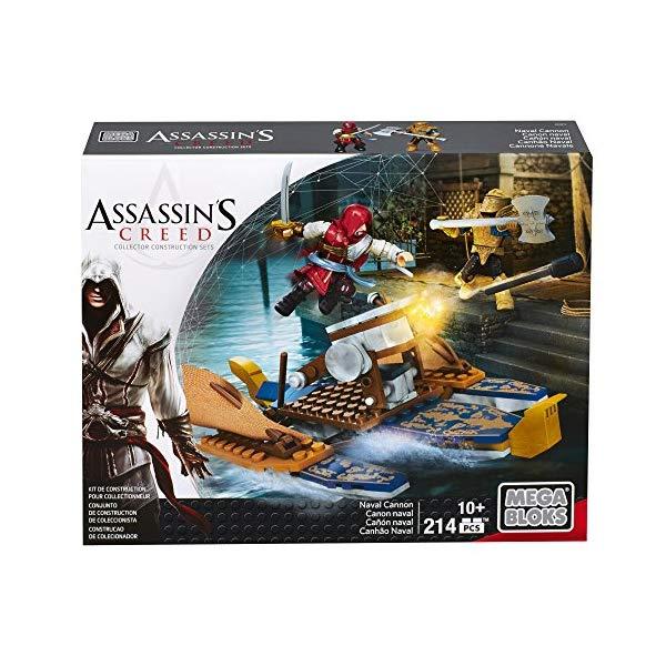 メガブロック アサシンクリード Mega Bloks Assassin's Creed War Boat Building Set