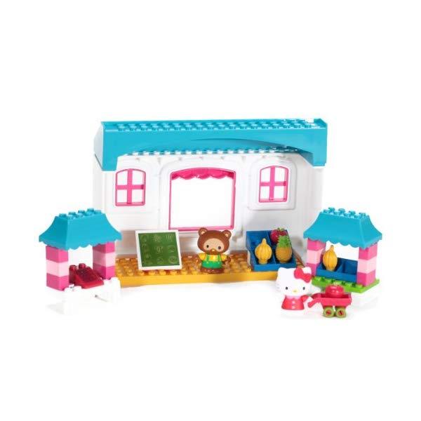 メガブロック キティーちゃん ハローキティ グッズ ブロック おもちゃ 果物 フルーツ マーケット Mega Bloks Hello Kitty Fruit Market