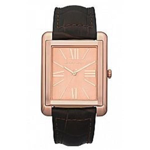 マイケルコース Michael Kors レディース 腕時計 時計 New MICHAEL KORS MK2243 Women's Rose Gold Tone Brown Leather Band Watch
