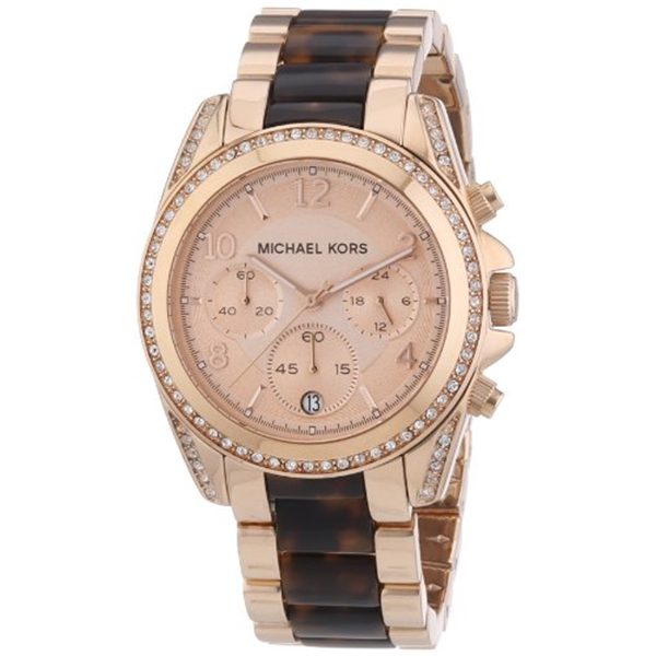 マイケルコース Michael Kors レディース 腕時計 時計 Michael Kors Women's Quartz Watch MK5859 with Metal Strap