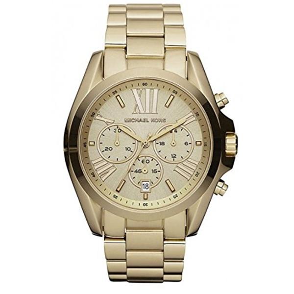マイケルコース Michael Kors レディース 腕時計 時計 Michael Kors Watches Bradshaw Watch (Gold)