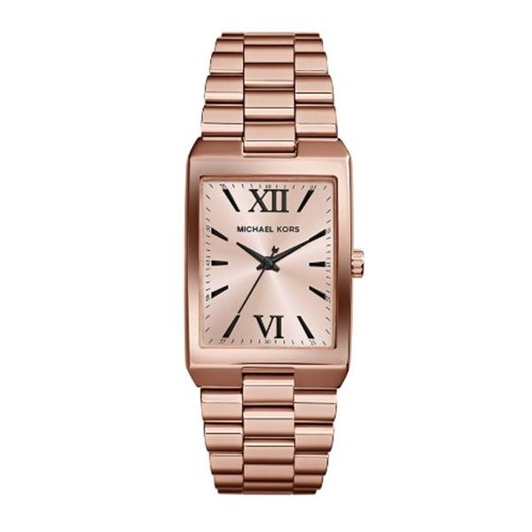 マイケルコース Michael Kors レディース 腕時計 時計 Michael Kors Women's Vintage Glam Watch, Rose Gold, One Size
