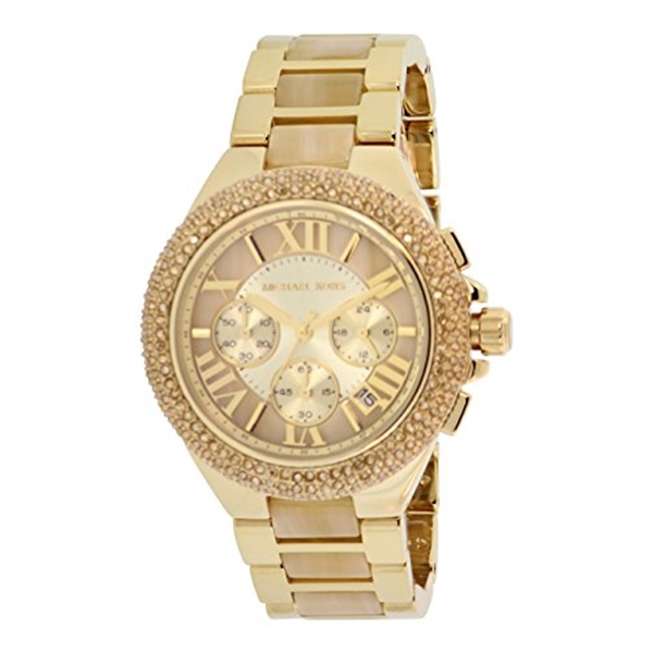 マイケルコース Michael Kors レディース 腕時計 時計 Michael Kors Watches Camille Women's Watch (Gold)