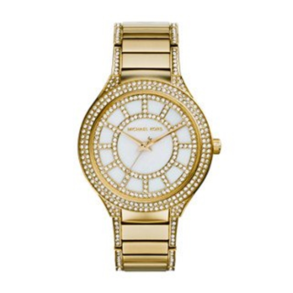 マイケルコース Michael Kors レディース 腕時計 時計 Michael Kors Women's Kerry Gold-Tone Watch MK3312