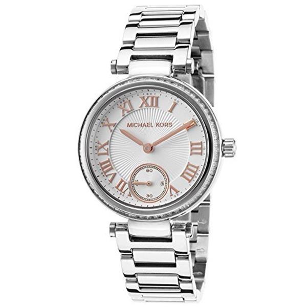 マイケルコース Michael Kors レディース 腕時計 時計 MK5970 Michael Kors Mini Skylar Ladies Watch - White Dial