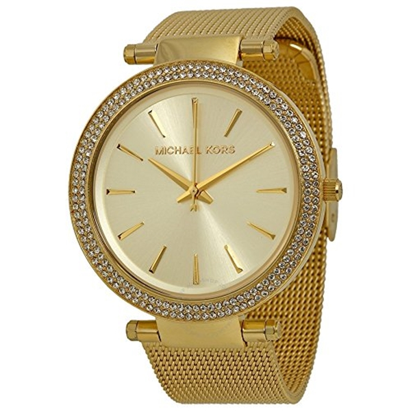 マイケルコース Michael Kors レディース 腕時計 時計 Michael Kors Watches Darci Watch (Gold)