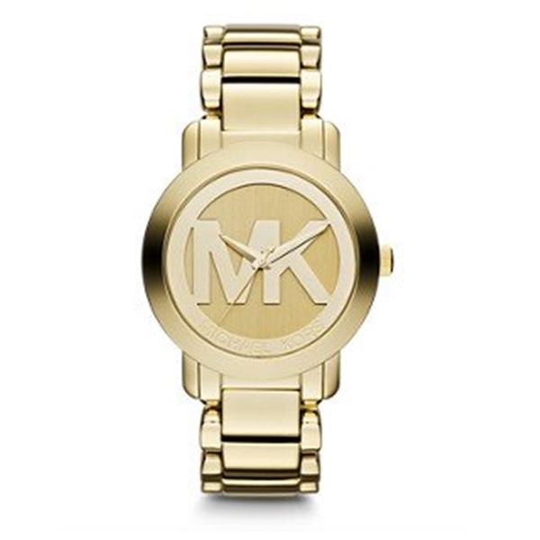 マイケルコース Michael Kors レディース 腕時計 時計 Michael Kors Gold-Tone Steel Women's Watch