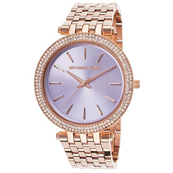 マイケルコース Michael Kors レディース 腕時計 時計 Michael Kors Women's MK3400 - Darci Rose Gold Watch