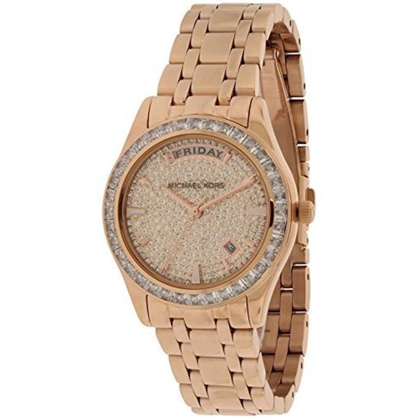 マイケルコース Michael Kors レディース 腕時計 時計 Michael Kors Women's Kiley Watch, Rose Gold, One Size