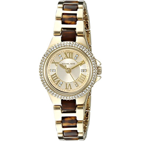 マイケルコース Michael Kors レディース 腕時計 時計 Michael Kors Women's Camille Brown Watch MK4291