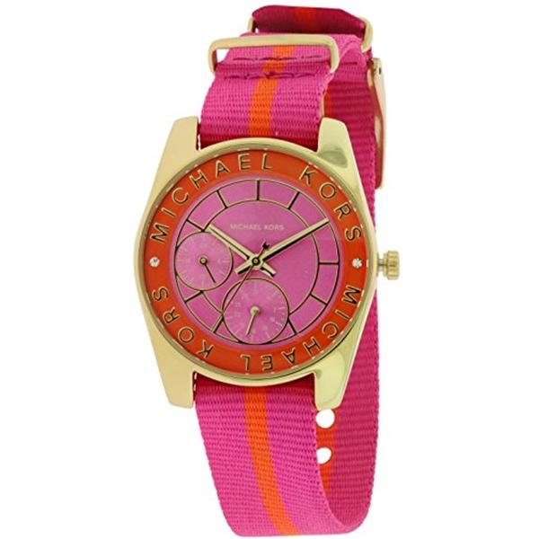 マイケルコース Michael Kors レディース 腕時計 時計 Michael Kors MK2401 Ryland Ladies Watch - Pink Dial