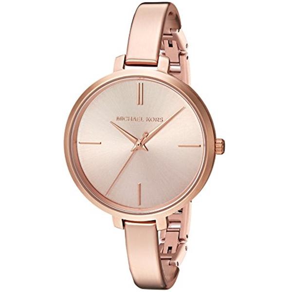 マイケルコース Michael Kors レディース 腕時計 時計 Michael Kors Women's Jaryn Rose Gold-Tone Watch MK3547