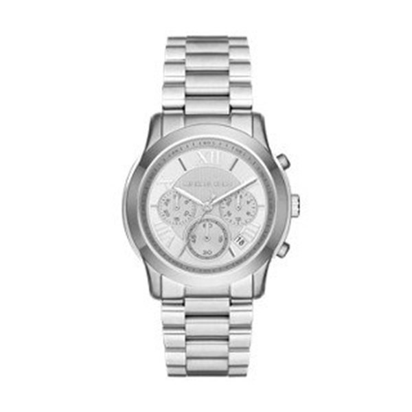"マイケルコース Michael Kors レディース 腕時計 時計 Michael Kors Women""s Cooper Silver-Tone Watch MK6273"