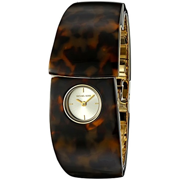 マイケルコース Michael Kors レディース 腕時計 時計 Michael Kors Women's Wilkie Tort Watch MK4313