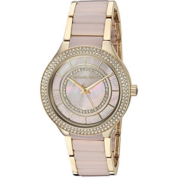 マイケルコース 腕時計 Michael Kors Kerry レディース 腕時計 時計 Michael Kors Michael Women's Kerry Gold-Tone Watch MK3508, 流行:cfbce9fe --- ww.thecollagist.com